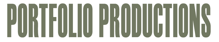 Portfolio Productions